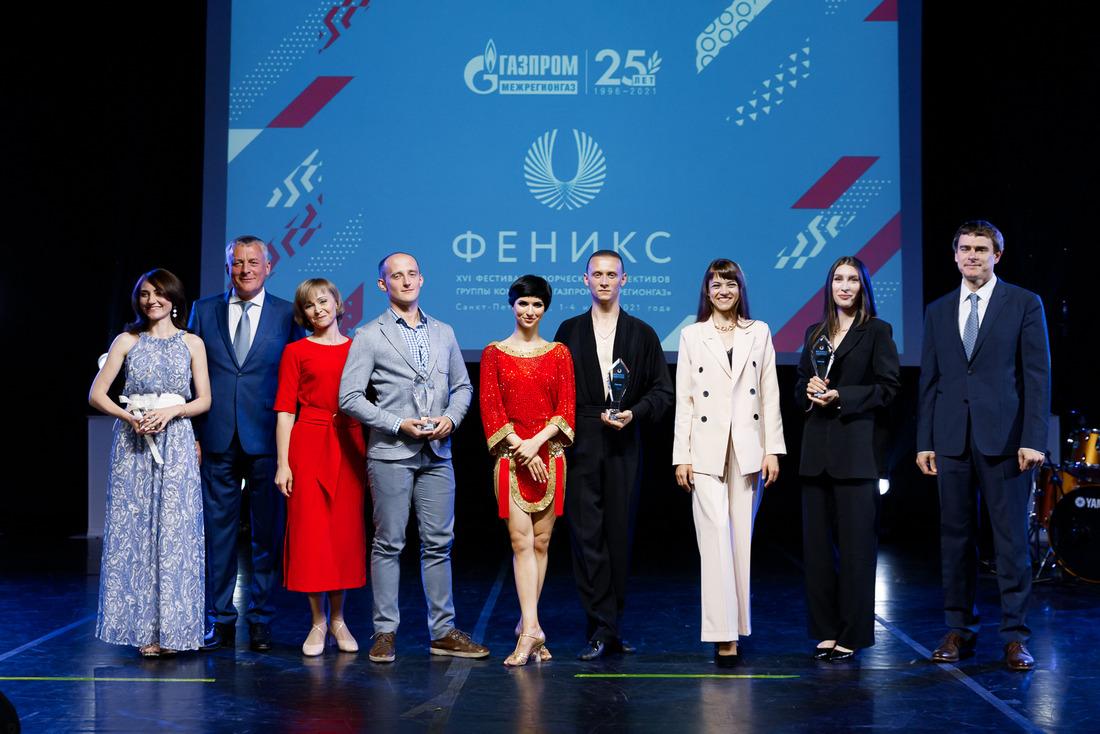 Гран-при фестиваля «Феникс»
