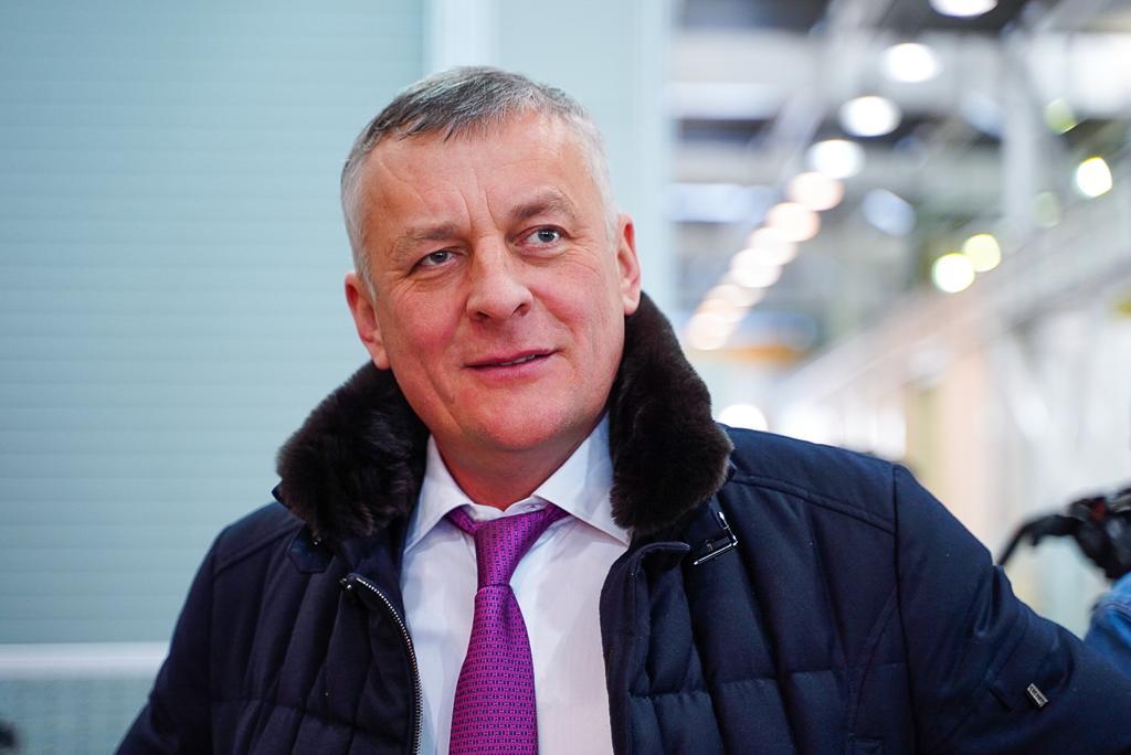 Сергей Густов, генеральный директор ООО«Газпром межрегионгаз»