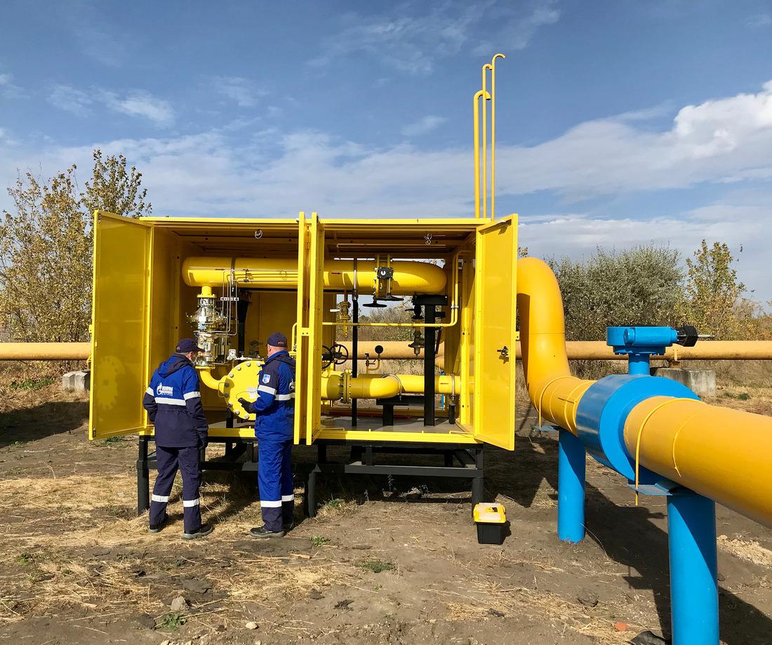 Компании Группы «Газпром межрегионгаз» готовы кработе всезон зимних максимальных нагрузок